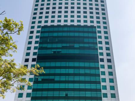 Building at 17th Floor, Eldorado Building, Nações Unidas Avenue, 8501, Pinheiros in Sao Paulo 1