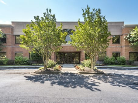 Building at 2500 Regency Parkway in Cary 1