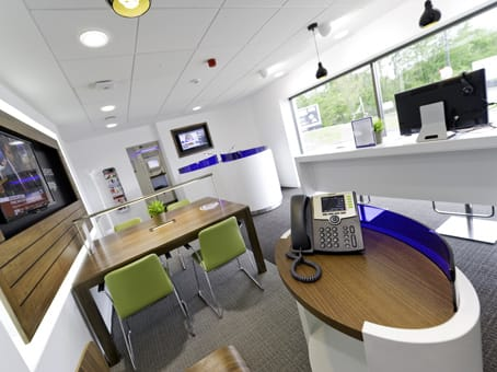 Meeting rooms at Membury, Membury Services - Regus Express