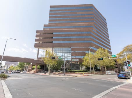 Building at 500 Marquette Avenue Northwest, Suite 1200 in Albuquerque 1