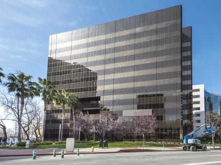 Building at 99 South Almaden Blvd., Suite 600 in San Jose 1