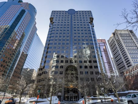 Building at 2000 McGill College Avenue, IA Tower, 6th Floor in Montreal 1