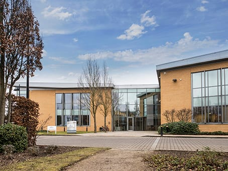 Gebäude in 1010 Cambourne Business Park, Cambourne in Cambridge 1
