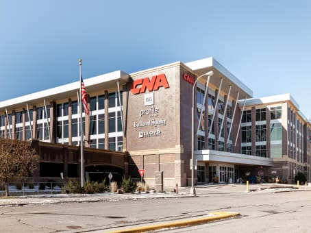 A(z) South Dakota, Sioux Falls - CNA Building tárgyalótermei