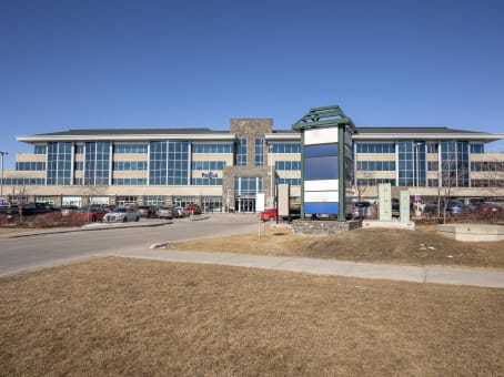 Building at 600 Crowfoot Crescent North West, Crowfoot Centre, Suite 340 in Calgary 1