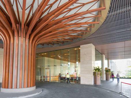 建筑位于Kuala LumpurNo.1, Jalan Stesen Sentral 2, Suite 8-1 & 8-2, Level 8, Menara CIMB, Kuala Lumpur Sentral 1