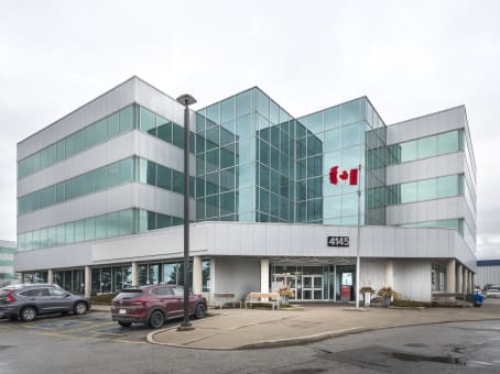 Building at 4145 North Service Road, 2nd Floor in Burlington 1