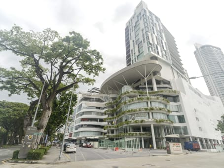Building at Hunza Tower, Gurney Paragon, Suite 163E-16-01, Level 16, Jalan Kelawei, Georgetown in Penang 1