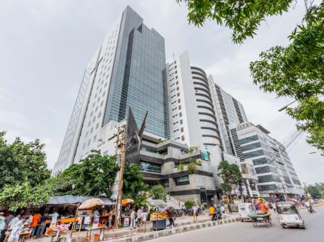 Mødelokalerne i Dhaka, UTC Building