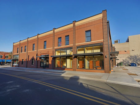 Building at 801 East Douglas Avenue, Old Town, 2nd Floor in Wichita 1