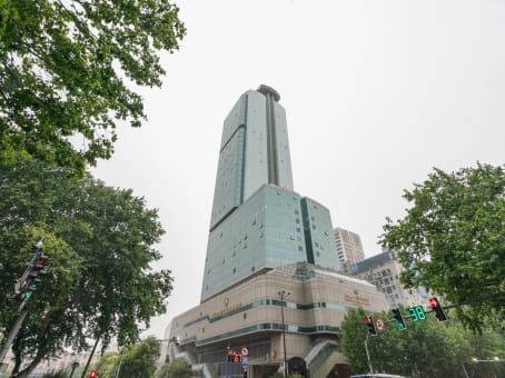 Building at 169 Hanzhong Road, 13/F, Kingsley International Mansion in Nanjing 1