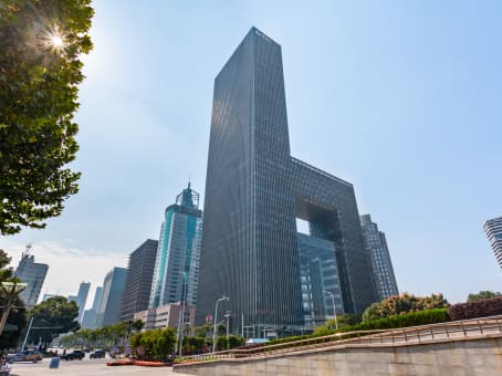 Building at 99 Zhongnan Road, 18/F, Wuhan Poly Plaza in Wuhan 1