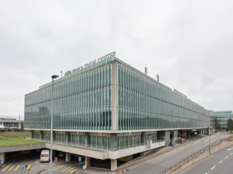 Building at Route de Pré-Bois 29, World Trade Center, Geneva Airport in Geneva 1