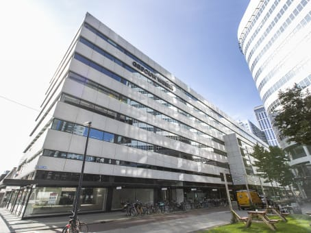 Building at Weena Zuid 130, Ground floor & 4th floor in Rotterdam 1