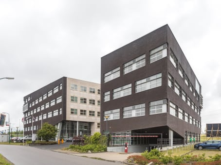 Building at De Corridor 5C, Ground floor & 2nd floor in Breukelen 1