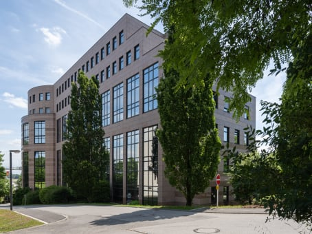 Lokalizacja budynku: ulica 5, Rue Heienhaff, 2nd floor, (Wing E – Suite 2E), Senningerberg 1