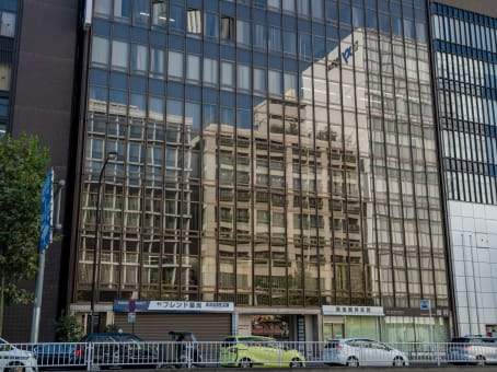 Building at 1-3-5 Akasaka, Habitation Akasaka 3rd & 8th floor, Minato ku in Tokyo 1