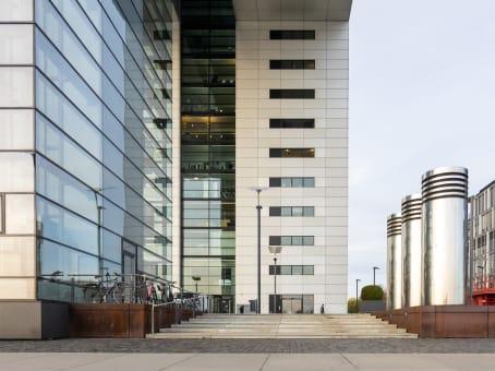 Établissement situé à Im Zollhafen 24, 4th and 5th Floor à Cologne 1