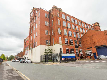 Building at Lees Street, 2nd Floor, Lowry Mill, Pendlebury, Swinton in Manchester 1