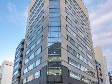 Mødelokalerne i Tokyo, Ginza 1-Chome