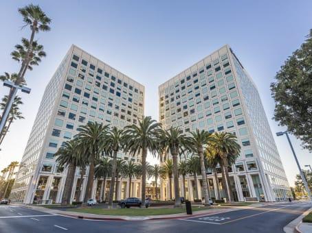 Mødelokalerne i California, Newport Beach - John Wayne Airport