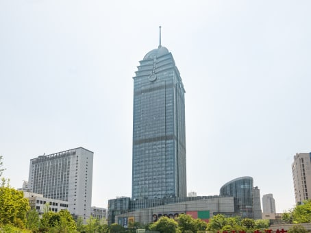 Building at 531 Zhongshan Road, 25/F, Hongdou International Plaza in Wuxi 1