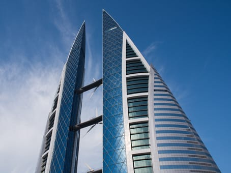 Mødelokalerne i Bahrain, World Trade Centre