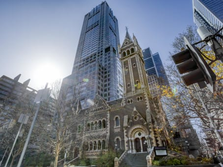 Building at 120 Collins Street, Level 31 & 50 in Melbourne 1