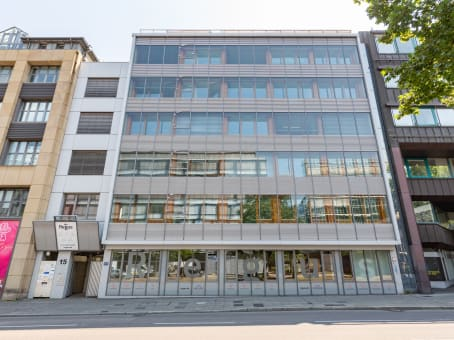 Building at Friedrichstrasse 15 in Stuttgart 1