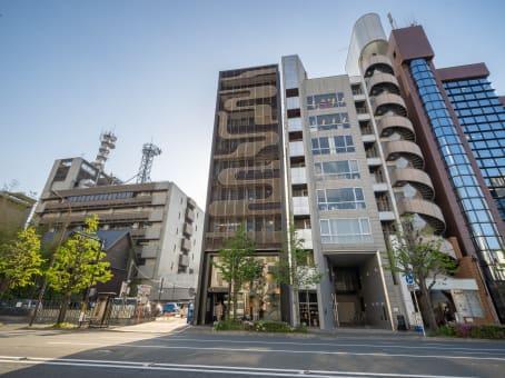 Building at 376 Ichinofuneiricho Kawaramachi-dori Nijyo Sagaru, Nakagyo-Ku in Kyoto 1