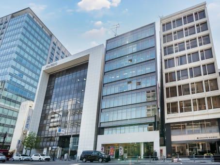 Mødelokalerne i Osaka, Keihan Yodoyabashi  (Open Offiice)