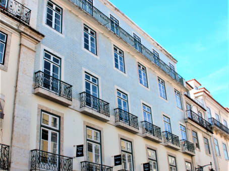 Building at Chiado, Rua Ivens 42, 1st & 2nd floors in Lisbon 1