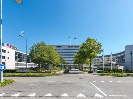Building at Polarisavenue 1, 2nd Floor in Hoofddorp 1