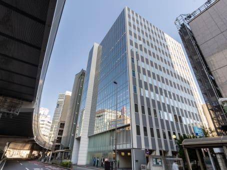 Mødelokalerne i Tokyo, Shibuya Glass City