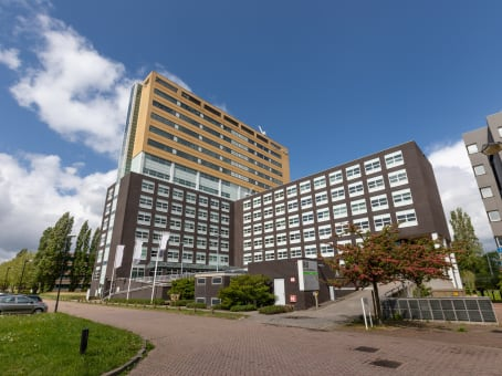 Building at Louis Braillelaan 80, Ground floor in Zoetermeer 1