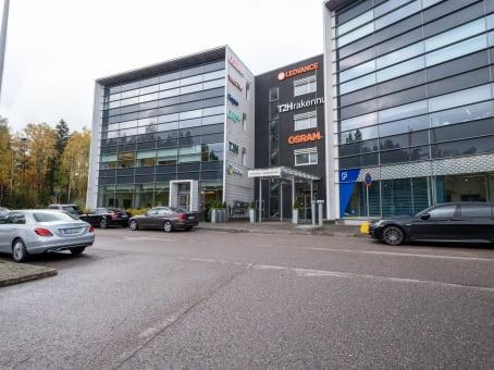 Mødelokalerne i Vantaa, Kehamylly