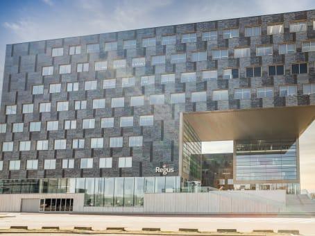 Mødelokalerne i Rotterdam Airport