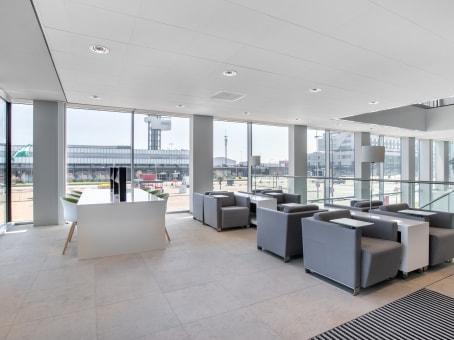Building at Rotterdam Airportplein 22, 1st floor in Rotterdam 1