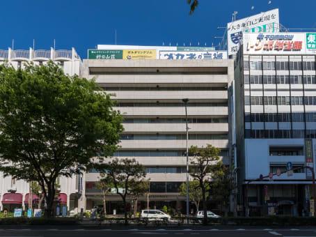 Gebäude in 6-36 Honmachi, 4 Floor Daiichi Central Building, Kita-ku in Okayama 1