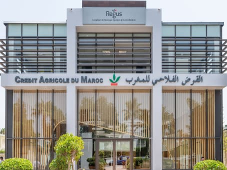 Building at Immeuble Mathis, 571 Soussi – Bloc A 2ème étage, Avenue Mohamed VI in Rabat 1
