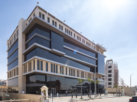 Building at Raya Offices (land No. 133), Banking Sector in New Cairo 1