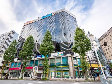 Mødelokalerne i Tokyo, Ebisu