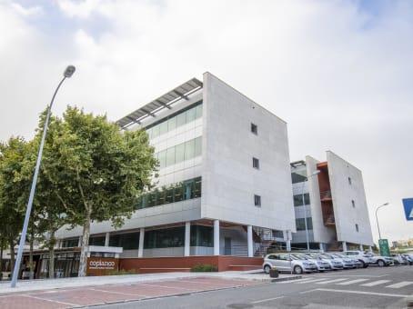 Mødelokalerne i Lisbon Quinta da Fonte