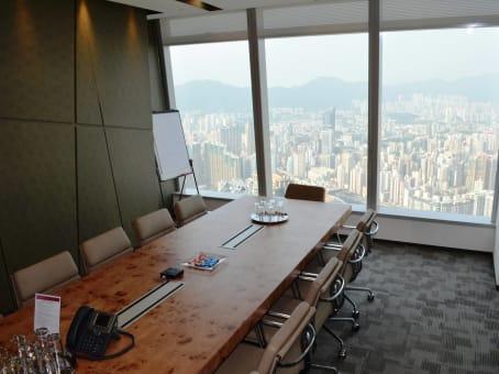 Hong Kong, International Commerce Centre - 82F