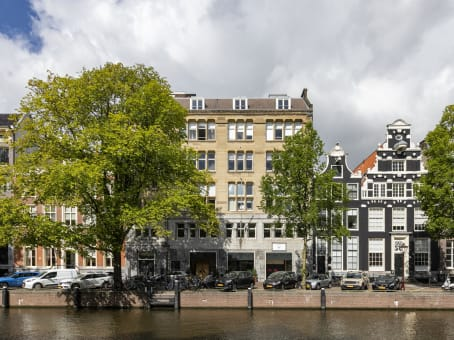 Mødelokalerne i Amsterdam, Spaces Herengracht