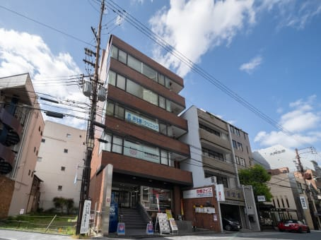 Building at 24 Umetada-cho, 4F/5F Sanjo COHJU building, Nakagyo-ku in Kyoto 1