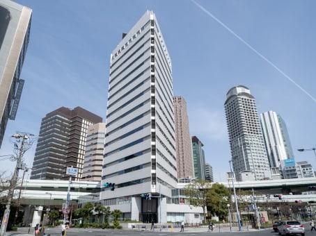 Mødelokalerne i Osaka, Pacific Marks Nishi-Umeda