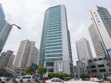 Building at 568 Hengfeng Road, 22/F, Centro in Shanghai 1