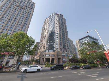 Établissement situé à 76 Yanji Road, Unit 03-04, 7/F, China Overseas Building à Qingdao 1