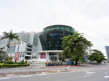 Building at 1, Jalan Tun Fuad Stephens, 8-1, 8th Floor, Suria Sabah Shopping Mall in Kota Kinabalu 1